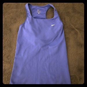 Nike workout tank size small